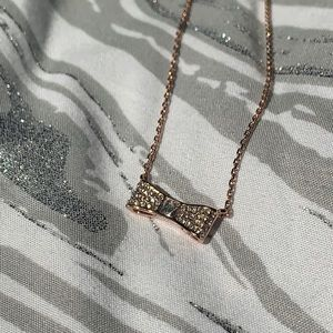 Kate Spade New York Bow Necklace